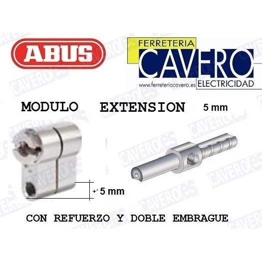 EXTENSION BRAVUS 5mm