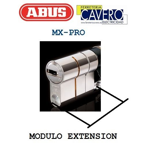 EXTENSION BRAVUS 70mm 50MXVBG03-70